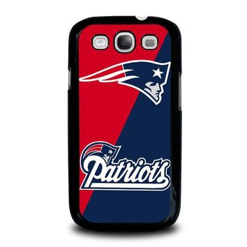 new england patriots samsung galaxy s3 case cover  number 1