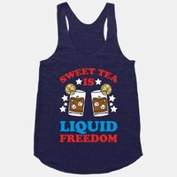 Sweet Tea Is Liquid Freedom