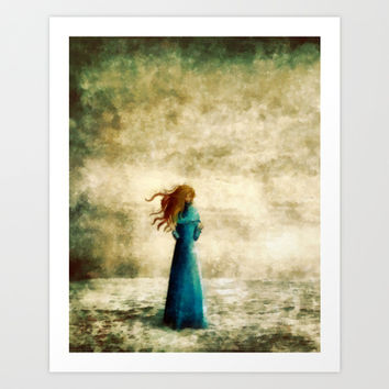 Seclusion Art Print by Texnotropio