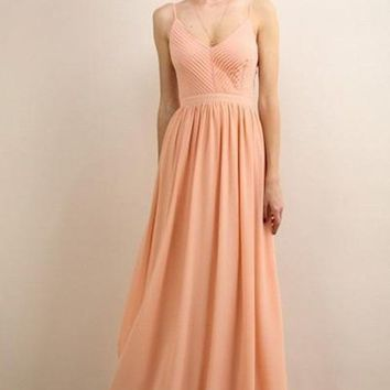 Bridesmaid Besties Maxi Dress