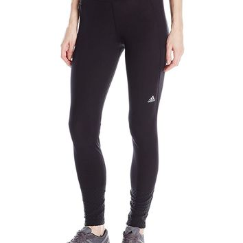 adidas Performance Women's Sequencials Climaheat Brushed Long Tights