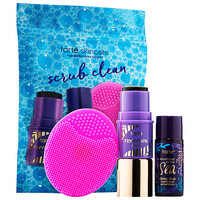 Sephora: tarte : Scrub Clean Cleansing Set : skin-care-sets-travel-value