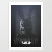 Donnie Darko Art Print by justjeff