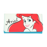 Disney The Little Mermaid Ariel Sketch Flap Wallet