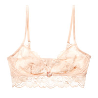 All Over Lace Bralette