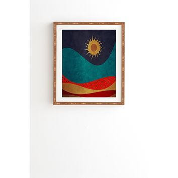 Viviana Gonzalez Color Under The Sun I Framed Wall Art