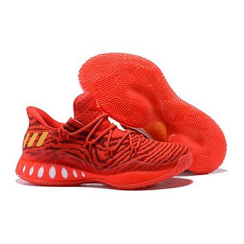 Adidas Performance Men S Crazy Explosive Primeknit Basketball Shoe - Red - Beauty Ticks