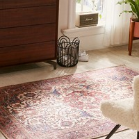 Lily Printed Rug | Urban Outfitters