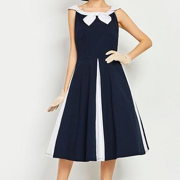 Sailor Cutie Nautical Dress