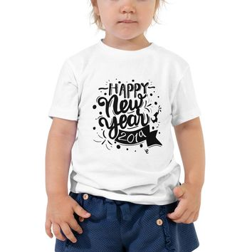 New Years Tee for Toddlers