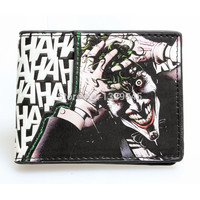 DC Comics Joker (Killing Joke) Bi-fold Wallet