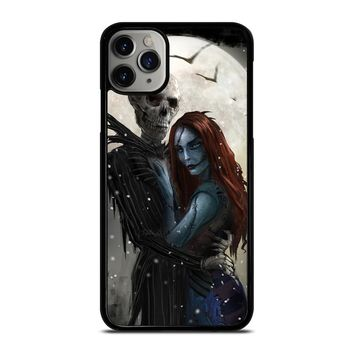 JACK AND SALLY NIGHTMARE BEFORE CHRISTMAS iPhone Case Cover