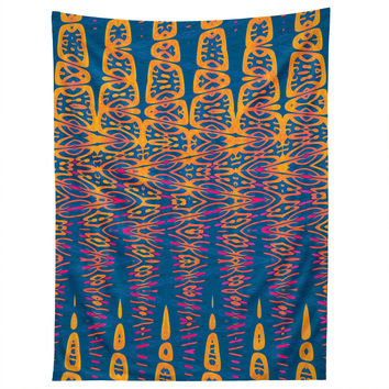 Elisabeth Fredriksson Sunset By The Sea Tapestry