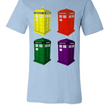 doctor who design - Unisex T-shirt