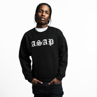 """Old English"" Crewneck"