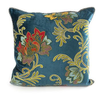 Aberdeen Floral Pillow