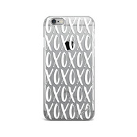 xoxo clear tpu iphone case,clear iphone 6s case,clear iphone 6 case,clear iphone 5 case,iphone 6s case,clear iphone cases