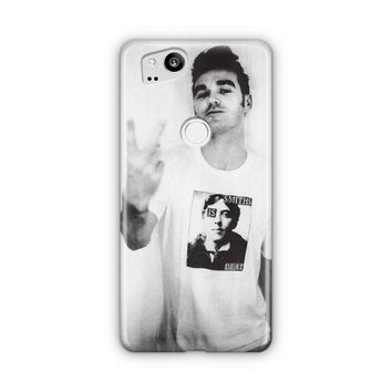 Morrissey Finger Flip The Smiths Punk Google Pixel 3 XL Case | Casefantasy