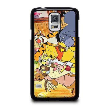 WINNIE THE POOH AND FRIENDS Disney Samsung Galaxy S5 Case Cover