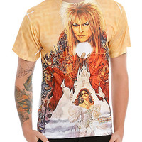 Labyrinth Poster Sublimation T-Shirt