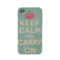 Vintage Shabby Chic IPhone Case-Mate Case Iphone 4 Cover from Zazzle.com
