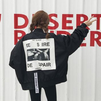 Desire / Despair Bomber Jacket