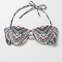 Starshower Bikini Top - Anthropologie.com