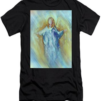 Angel Of Harmony - Men's T-Shirt (Athletic Fit)