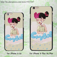 Cartoon melanie martinez cry baby hard black Case Cover for iPhone SE 4 4s 5 5s 5c 6 6s 6 Plus 6s Plus
