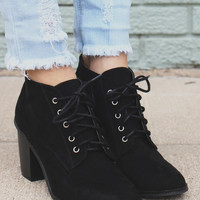 Good News Booties - Black