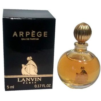 Lanvin Arpege for Women Miniature Mini Perfume 5ml EDP x3