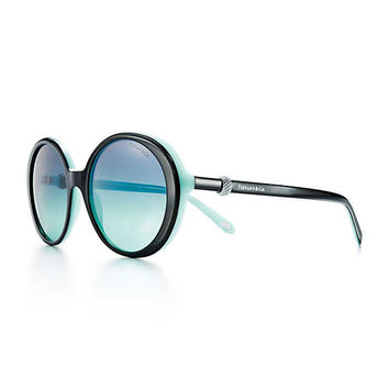 Tiffany & Co. - Tiffany Somerset™:Round Sunglasses
