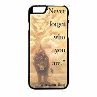 The Lion King iPhone 6 Plus Case