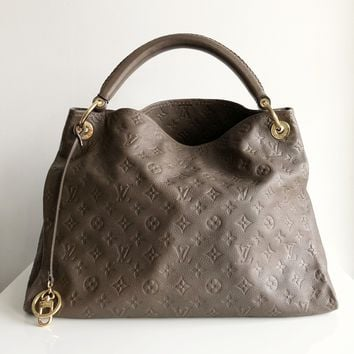 Authentic LOUIS VUITTON Empreinte Artsy MM
