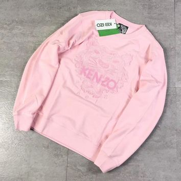 One-nice™ KENZO Fashion Embroidery Top Sweater Pullover