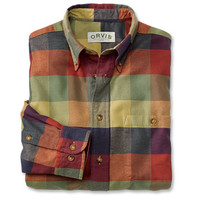 Flannel Shirts Plaid / The Autumn Flannel Shirt -- Orvis