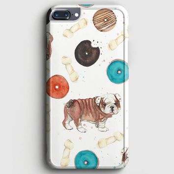 Dogs n Donuts iPhone 7 Plus Case | casescraft