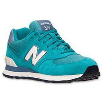 DCCK1IN women s new balance 574 pennant casual shoes