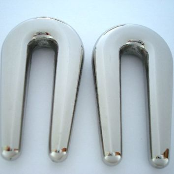 Tuning Fork Pinchers / Ear Weights (10g- 00g)