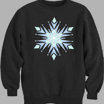 frozen snowflake Sweater for Mens Sweater and Womens Sweater ***