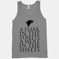 Wolf In The Sheets Tank