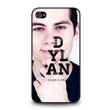 DYLAN O'BRIEN iPhone 4 / 4S Case Cover
