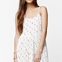 Billabong Day Dreamy Tiered Babydoll Dress - Womens Dress