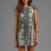 Shakuhachi Aline Dress in Serpent Lace from REVOLVEclothing.com