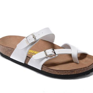 Men's and Women's BIRKENSTOCK sandals Mayari Birko-Flor 632632288-111