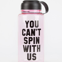 Ankit You Can't Water Bottle Pink One Size For Women 26279135001