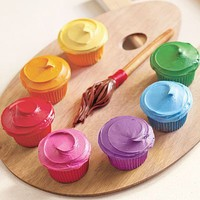 Sweet Treats / paint cupcakes