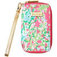 Lilly Pulitzer Lilly Pulitzer Tiki Palm iPhone 6/6S Wristlet