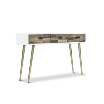 Dakota 3 Drawer Console Table