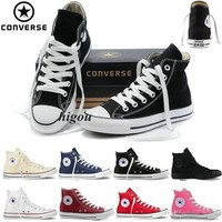 2017 Converse Chuck Tay Lor Shoes For Men Womens High Tops mens Casual Canvas Brand Converses Sneakers Classic Cheap Shoes